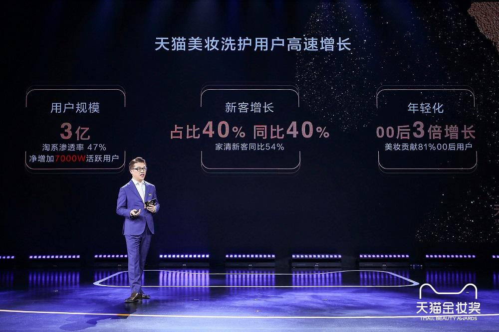 天貓快速消費品事業部總經理胡偉雄表示,在2019年,天貓將加大在美妝市場的投入,扶持1,000個美妝品牌在天貓開店。