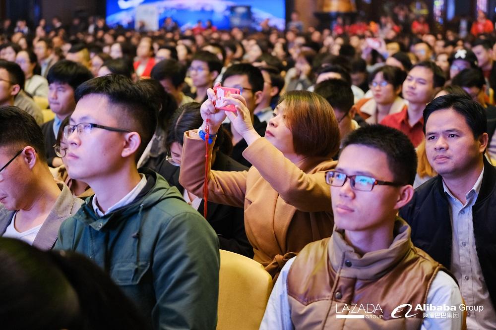 Lazada是東南亞領先的電子商務平台,於深圳舉辦的商家大會,吸引逾1,000商家參與。