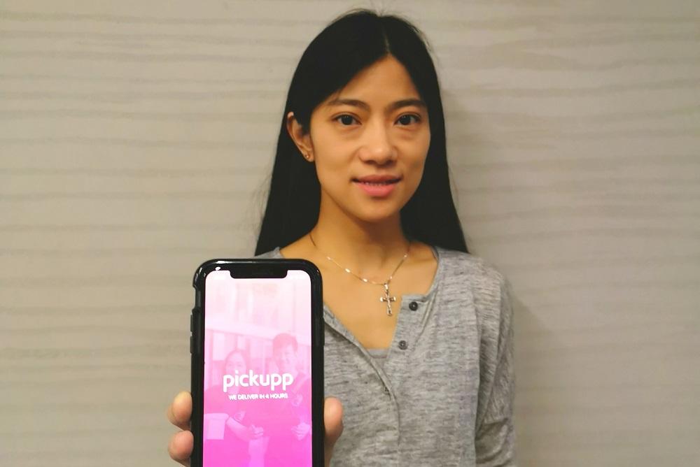 香港初創企業Pickupp創辦人之一彭子楓(Crystal)表示,希望通過Pickupp可以善用城市中的閒置人力及物力。