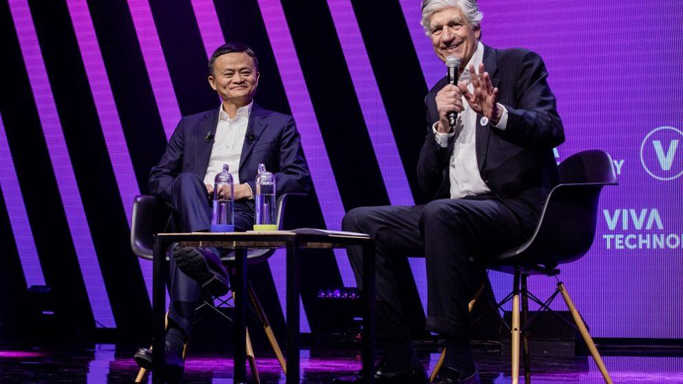 【Viva Tech大會】馬雲鼓勵以科技改變世界︰未來始於今天