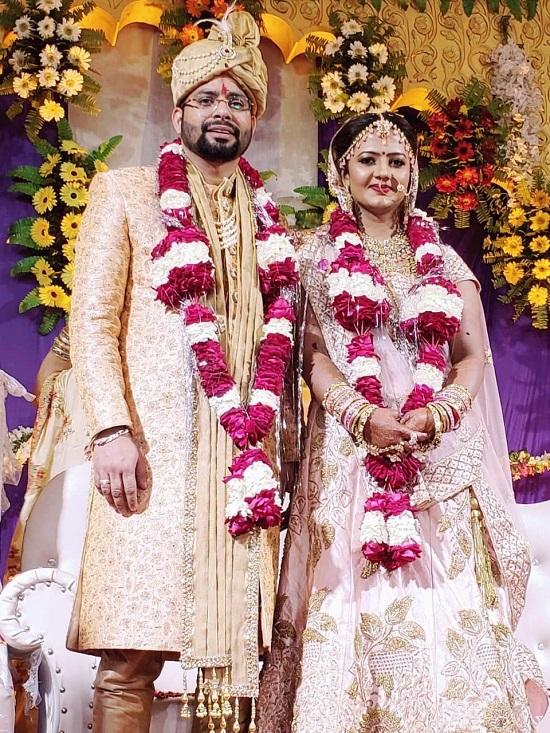 阿里巴巴印度小二Siddharth的傳統印度婚禮。