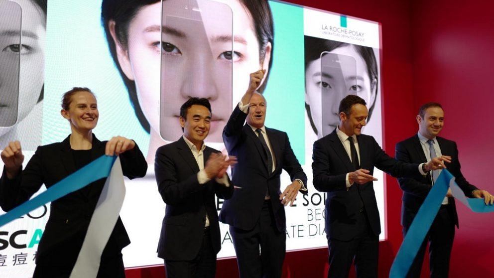 歐萊雅與阿里巴巴聯合發佈全球首個移動端人工智能痘痘檢測應用