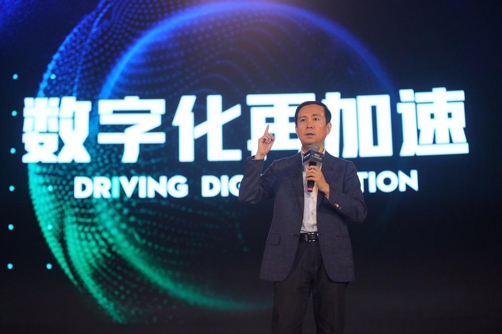 阿里巴巴集團首席執行官、菜鳥網絡董事長張勇表示,未來的物流一定是從數字化發展到數智化時代。