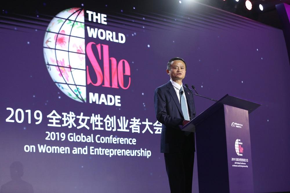 阿里巴巴集團董事局主席馬雲認為,未來30年,人類比拼的已經不是肌肉和力量,是智慧和體驗,體驗時代女人會越來越厲害。