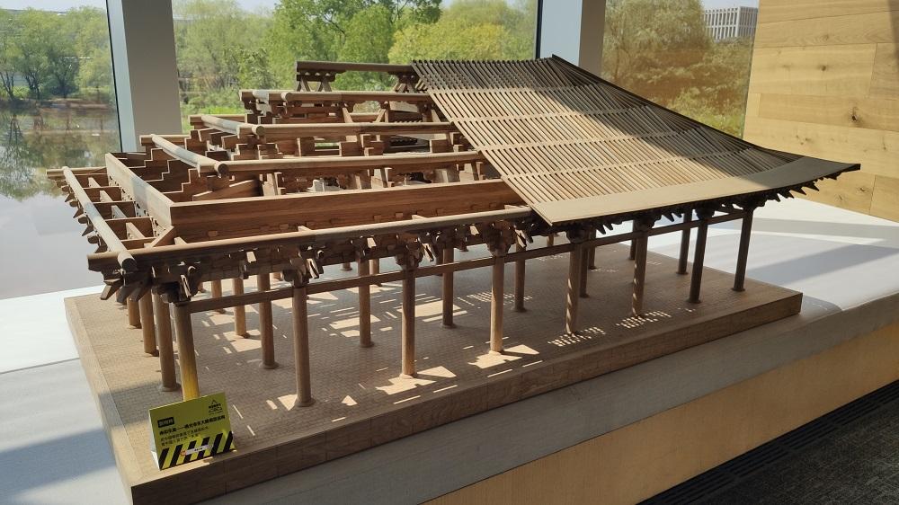 國風設計是今年淘寶造物節其中一個主打,會場將展示不少傳統的榫卯手藝。