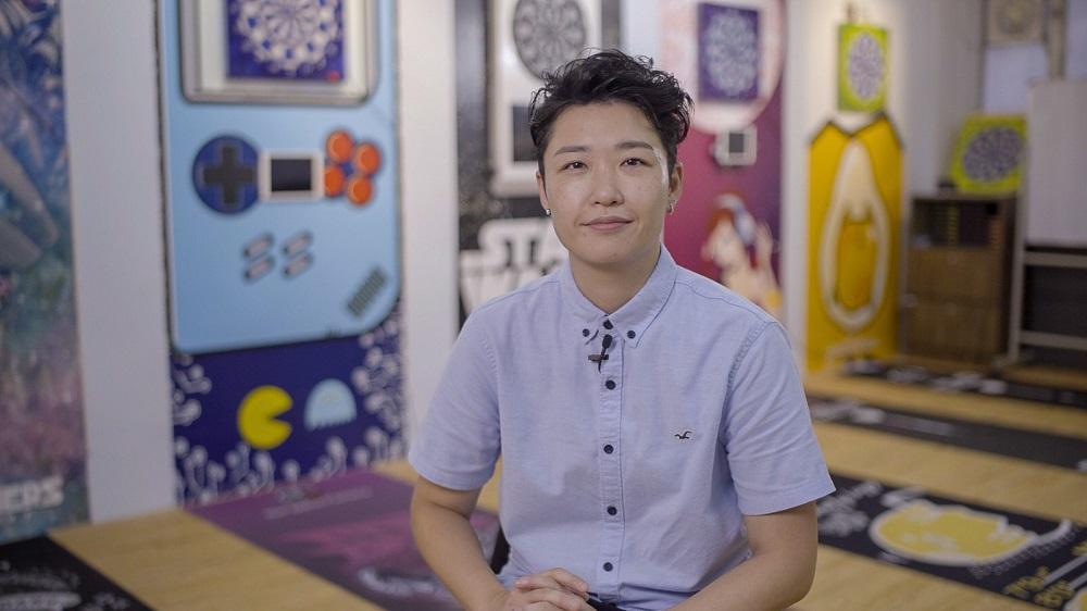 飛鏢工房創辦人徐詠琳分享,創業路上一定會碰壁,關鍵是能否將每次碰壁轉化為教訓,糾正走錯的路。