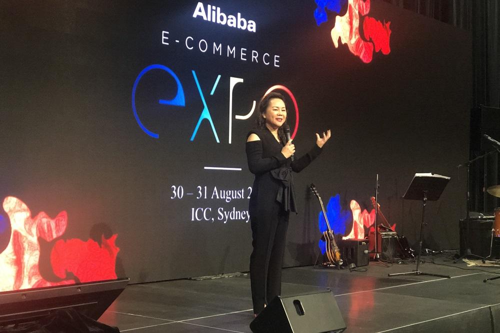 阿里巴巴集團澳洲及新西蘭總部董事總經理周嵐回顧,早在90年代初在一家英語俱樂部與馬雲相識,當年還未創立阿里巴巴。