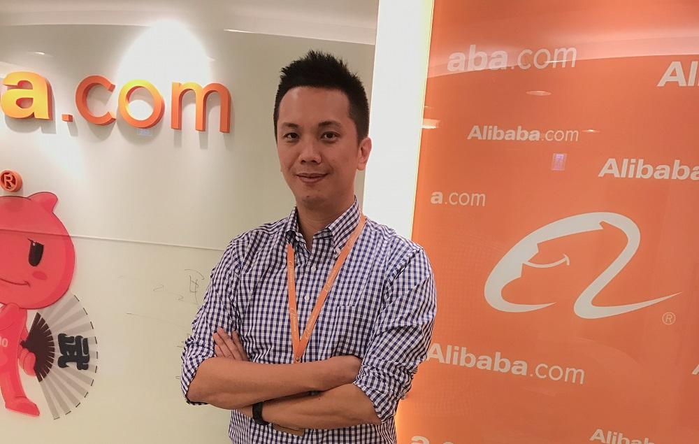 阿里巴巴國際交易市場台灣區域經理楊孟翰特別欣賞集團以「客戶第一」的利他文化,故效力10年、經歷起伏也沒有執意離開。