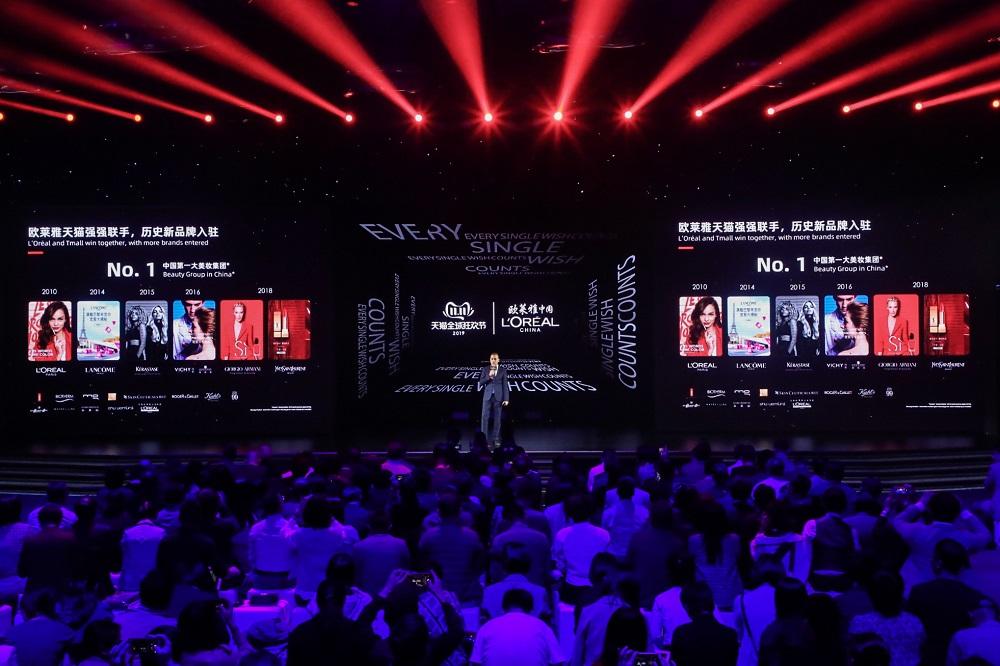 超過20萬品牌將會在今年天貓雙11期間,推出超過100萬款新產品,預計會有超過5億用戶參與雙11活動,較去年增加超過1億。