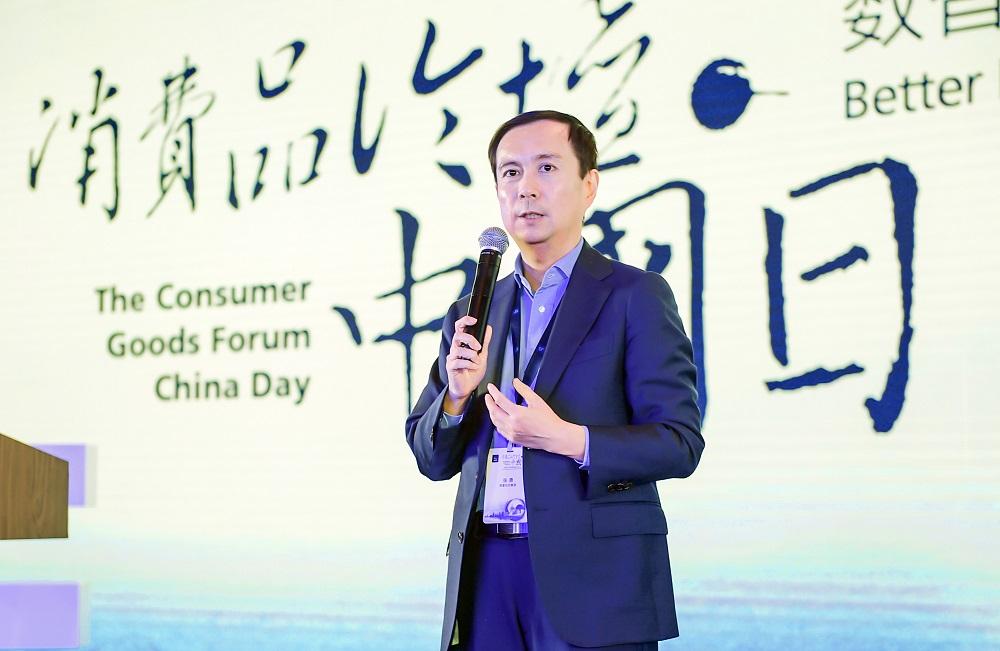 阿里巴巴集團董事局主席兼首席執行官張勇接受《阿里足跡》專訪,分享獲委任為消費品論壇(CGF)中國董事會聯席主席的看法與願景。