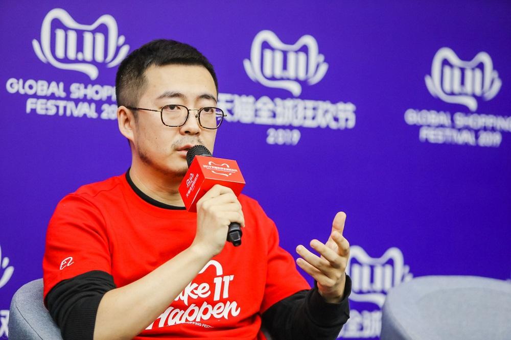阿里巴巴集團合伙人、淘寶天貓總裁蔣凡接受《阿里足跡》專訪,分享天貓雙11下一個10年路向。