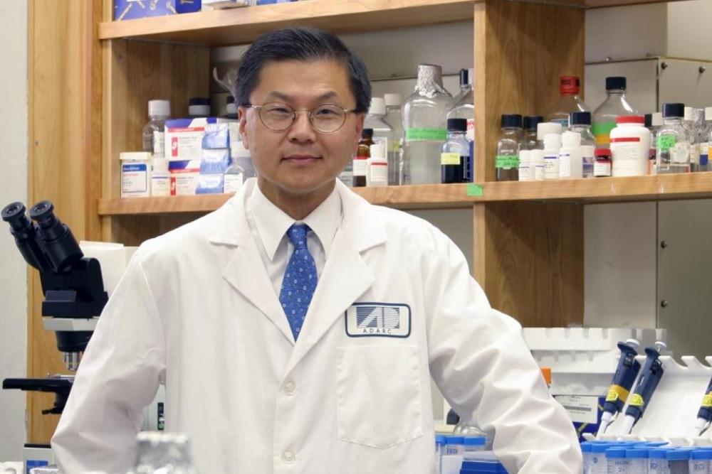 美國紐約艾倫戴蒙愛滋病研究中心(Aaron Diamond AIDS Research Center)主任及行政總裁何大一,將會跟哥倫比亞大學及馬雲公益基金會合作,研究新型冠狀病毒及抗體。(圖片摘自哥倫比亞大學官方網站)