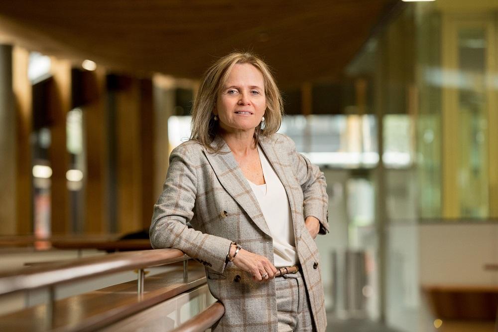 Doherty研究所負責人,墨爾本大學教授Sharon Lewin表示,研究所正在盡全力加速新冠病毒疫苗的研發工作。
