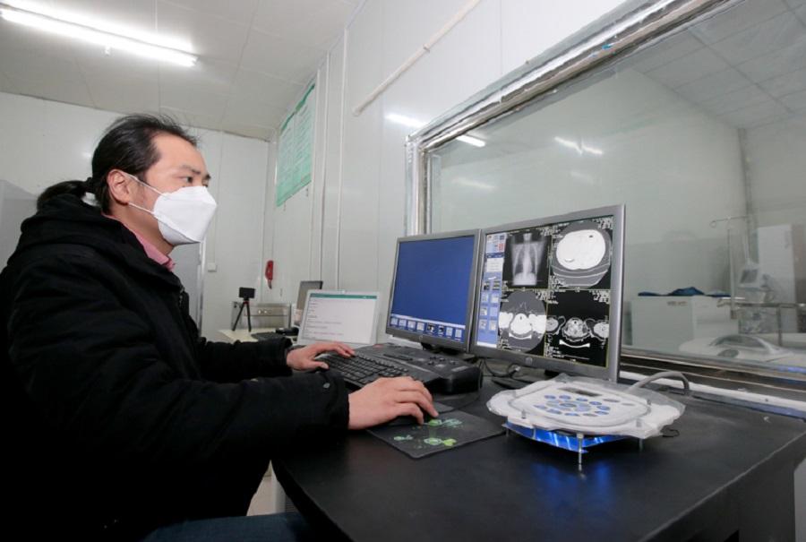 電腦斷層掃描(CT)影像分析解決方案,能夠大幅提升新型冠狀病毒的測試準確度和檢測效率。