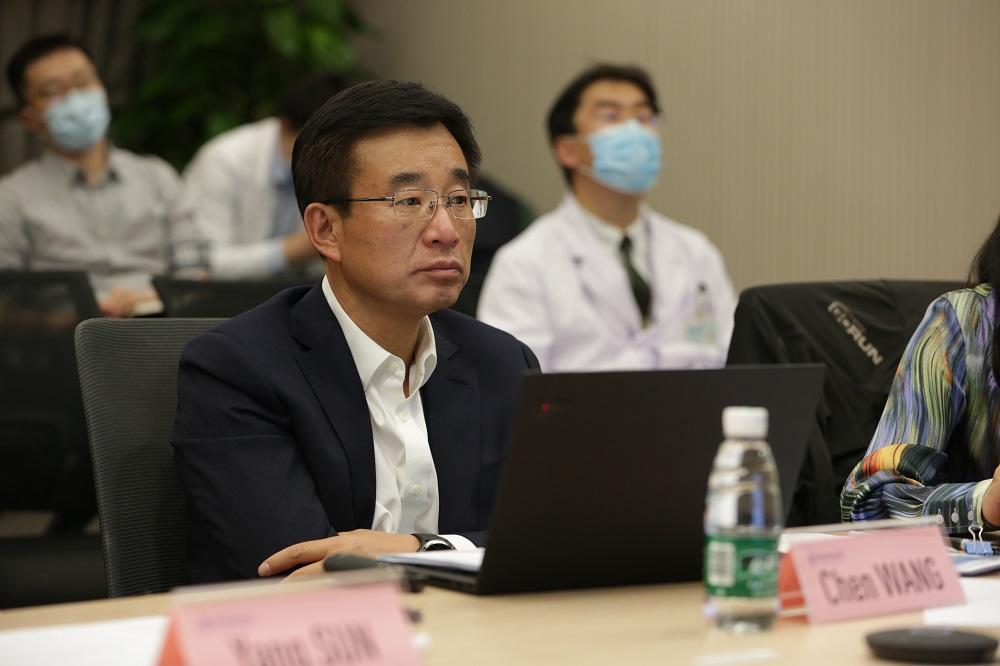 中國工程院院士、呼吸病學與危重症醫學專家王辰。