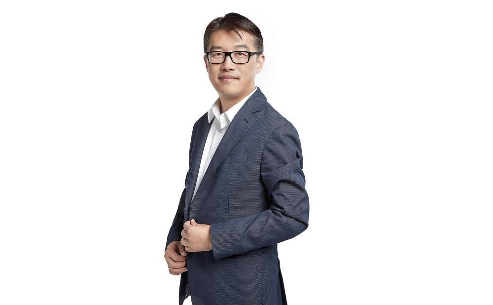 天貓服飾風尚事業部及快速消費品事業部總經理胡偉雄。