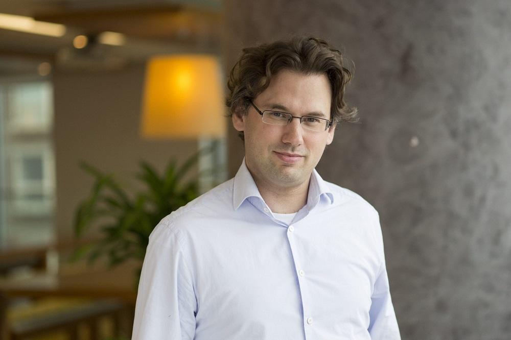 麥肯錫(McKinsey & Company)全球資深董事合夥人、大中華區消費和零售諮詢業務負責人Daniel Zipser(澤沛達)。