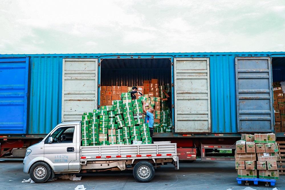 在疫情期間,阿里巴巴透過旗下多方渠道推廣湖北農產品,同時完善農產品物流網絡,降低農戶銷貨成本。