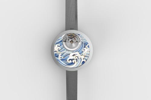 三異繡機械腕表